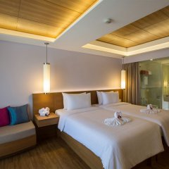 Отель Beyond Resort Karon 4* Номер Премиум с различными типами кроватей фото 4