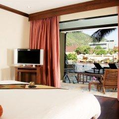 Отель Alpina Phuket Nalina Resort & Spa 4* Номер Делюкс с различными типами кроватей фото 2