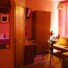 Гостиница Central Inn - Атмосфера удобства в номере