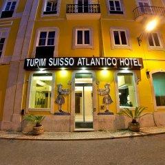 Turim Restauradores Hotel вид на фасад фото 4