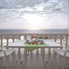 Гостиница Гранд-Петтине балкон