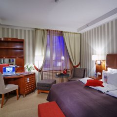 Гостиница Solo Sokos Palace Bridge 5* Номер Solo up с различными типами кроватей