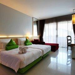 Отель The Kee Resort & Spa 4* Улучшенный номер с различными типами кроватей фото 2