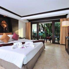 Отель Patong Bay Garden Resort 3* Номер Делюкс с различными типами кроватей фото 2