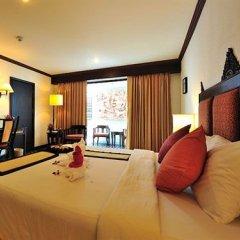 Отель Patong Bay Garden Resort 3* Номер Делюкс с различными типами кроватей