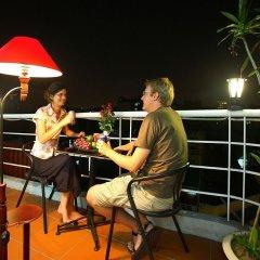 Hanoi Downtown Hotel балкон