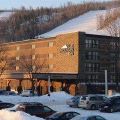 Отель Blue Mountain Resort парковка