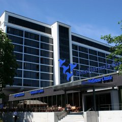 Jurmala SPA Hotel вид на фасад