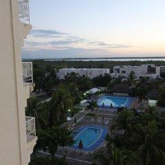 Отель Calypso Hotel Cancun Мексика, Канкун - отзывы, цены и фото номеров - забронировать отель Calypso Hotel Cancun онлайн открытый бассейн