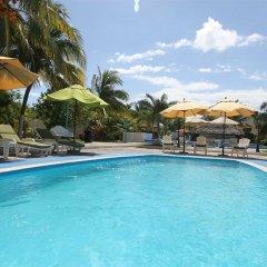 Отель Calypso Hotel Cancun Мексика, Канкун - отзывы, цены и фото номеров - забронировать отель Calypso Hotel Cancun онлайн бассейн фото 2