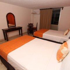 Отель Calypso Hotel Cancun Мексика, Канкун - отзывы, цены и фото номеров - забронировать отель Calypso Hotel Cancun онлайн комната для гостей фото 9