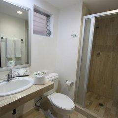 Отель Calypso Hotel Cancun Мексика, Канкун - отзывы, цены и фото номеров - забронировать отель Calypso Hotel Cancun онлайн ванная