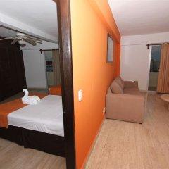 Отель Calypso Hotel Cancun Мексика, Канкун - отзывы, цены и фото номеров - забронировать отель Calypso Hotel Cancun онлайн комната для гостей фото 3