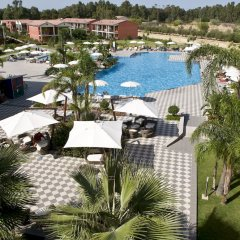 Отель VOI Baia di Tindari Resort открытый бассейн