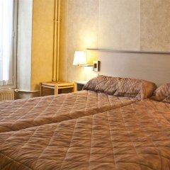 Отель De Paris Montmartre Париж комната для гостей фото 8