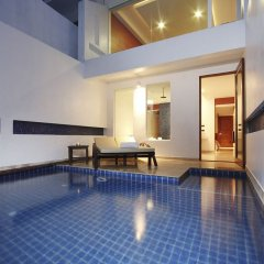 Отель La Flora Resort Patong терраса/патио фото 5
