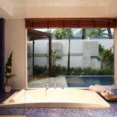 Отель La Flora Resort Patong глубокая ванна фото 2