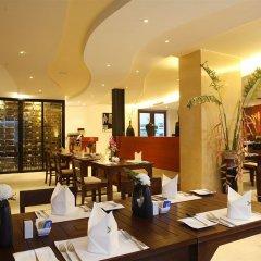 Отель La Flora Resort Patong ресторан фото 2