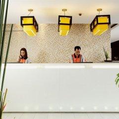 Отель La Flora Resort Patong ресепшен