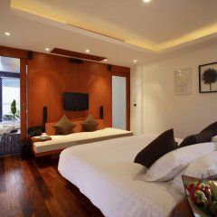 Отель La Flora Resort Patong комната для гостей фото 2