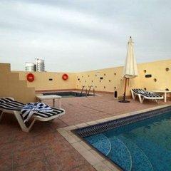 Отель Jormand Suites, Dubai бассейн фото 3