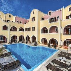 Отель Astir Thira бассейн