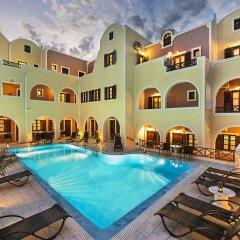 Отель Astir Thira бассейн фото 2