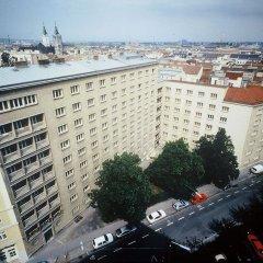 Отель Avis - geschlossen балкон