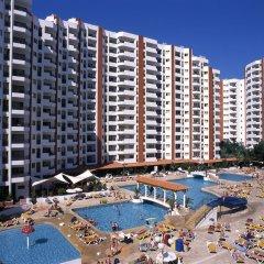 Отель Clube Praia Da Rocha Apartmentos Португалия, Портимао - отзывы, цены и фото номеров - забронировать отель Clube Praia Da Rocha Apartmentos онлайн пляж
