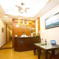 Hanoi Lucky I Hotel интерьер отеля фото 2
