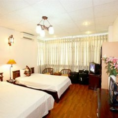 Hanoi Lucky I Hotel комната для гостей фото 2