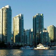 Отель Aviawest in Vancouver Канада, Ванкувер - отзывы, цены и фото номеров - забронировать отель Aviawest in Vancouver онлайн приотельная территория