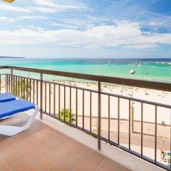 Hotel THB El Cid вид на пляж/океан