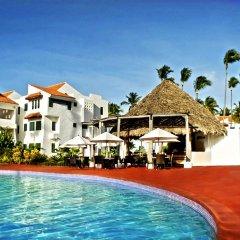 Отель Stanza Mare Coral Comfort Доминикана, Пунта Кана - отзывы, цены и фото номеров - забронировать отель Stanza Mare Coral Comfort онлайн бассейн