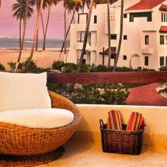 Отель Stanza Mare Coral Comfort Доминикана, Пунта Кана - отзывы, цены и фото номеров - забронировать отель Stanza Mare Coral Comfort онлайн балкон