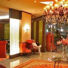 Coral Oriental Dubai Hotel интерьер отеля
