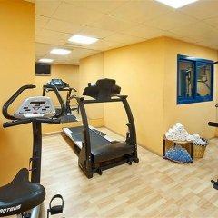Отель Coral Oriental Дубай фитнесс-зал