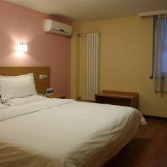 Отель Zhong An Inn An Ding Men Hotel Китай, Пекин - 8 отзывов об отеле, цены и фото номеров - забронировать отель Zhong An Inn An Ding Men Hotel онлайн комната для гостей фото 2