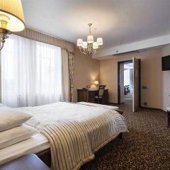 Гостиница Кайзерхоф комната для гостей фото 2