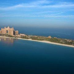 Отель Atlantis The Palm пляж
