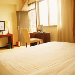 Pazhou Hotel 3* Номер Бизнес с различными типами кроватей фото 18