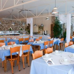 Отель Daphne Holiday Club Греция, Халкидики - 1 отзыв об отеле, цены и фото номеров - забронировать отель Daphne Holiday Club онлайн питание фото 3