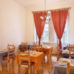 Отель B&B The Bridge Prague питание