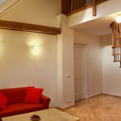 Отель B&B The Bridge Prague комната для гостей