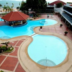Отель Ambassador City Jomtien Pattaya - Inn Wing бассейн фото 2
