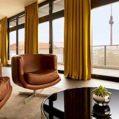 Hotel AMANO Berlin интерьер отеля фото 2