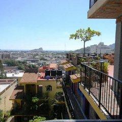 Отель Old Mazatlan Inn балкон
