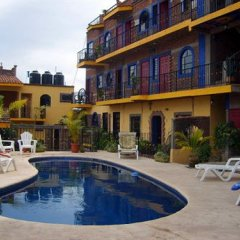 Отель Old Mazatlan Inn детские мероприятия фото 2