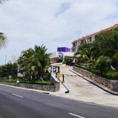 Отель Solymar Cancun Beach Resort вид на улицу фото 2