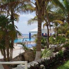 Отель Solymar Cancun Beach Resort вид из номера